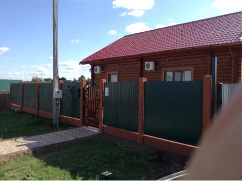 Тукаевский район: деревня Новый мусабай модульный забор
