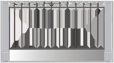 Забор из металла в набережных челнах